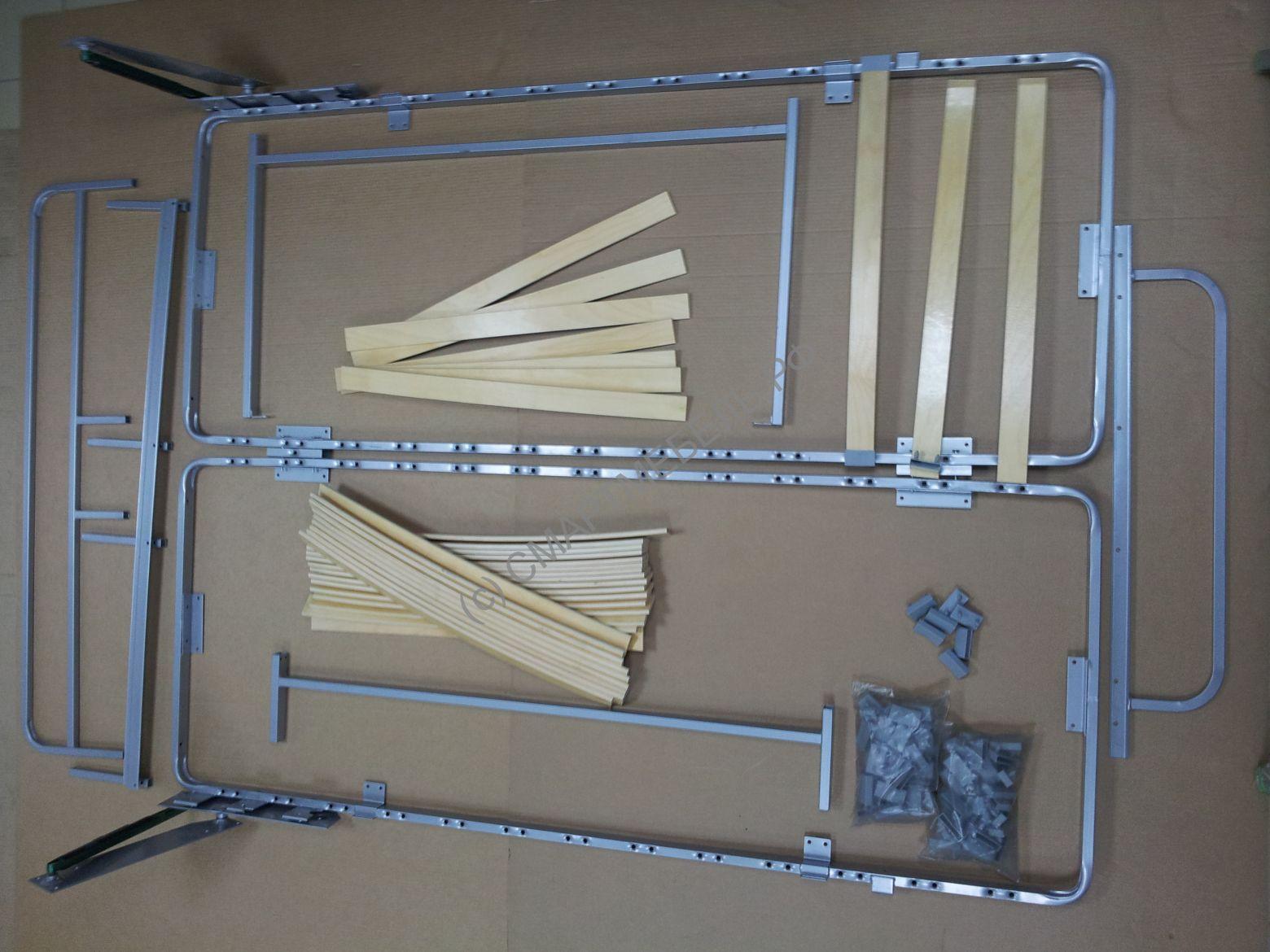 Кровать в шкафу своими руками механизм