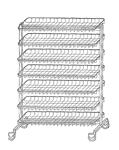 Тележка-стеллаж (тип 772 00 000)