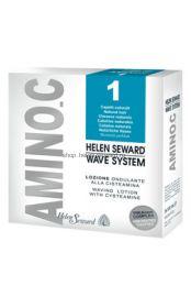 AMINO_C Щадящий лосьон для завивки БЕЗ ТИОГЛИКОЛЕВОЙ КИСЛОТЫ,с цистеином,с комплексом TREAcare-COMPLEX №1 для натуральных волос