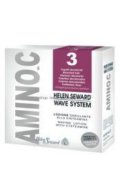 AMINO_C Щадящий лосьон для завивки БЕЗ ТИОГЛИКОЛЕВОЙ КИСЛОТЫ,с цистеином,с комплексом TREAcare-COMPLEX №3 для осветленных волос