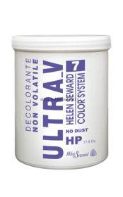 ULTRA - V  Осветляющий порошок с антижелтым эффектом