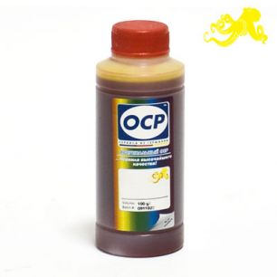 Чернила OCP 122  Y для картриджей CAN CLI-8, 100 gr