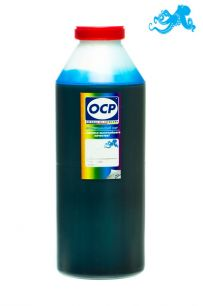 Чернила OCP C 154 для картриджей CAN CLI-221/ CLI-521/ CLI-821 Cyan,  1 kg