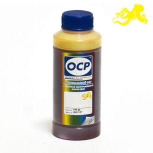 Чернила OCP Y 140 для картриджей EPS Clar, 100 gr