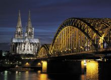 Postcard Cologne Cathedral