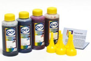 Комплект чернил OCP для HP #934/935 (BKP/СP/MP/YP 225), 100 gr x 4