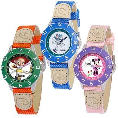Часы детские Disney