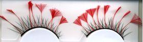 Ресницы перьевые