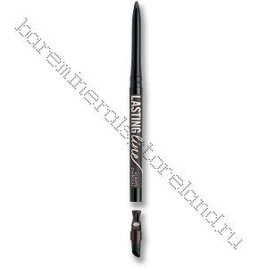 Lasting Line Long-Wearing Eyeliner карандаш Always Charcoal графитовый