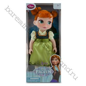 Anna Toddler Doll - Frozen