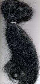 Волос буйвола седой в пучке. 100 гр.