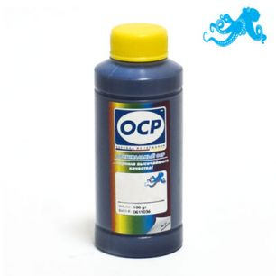 Чернила OCP 143 C для картриджей HP #121,178, 100 gr