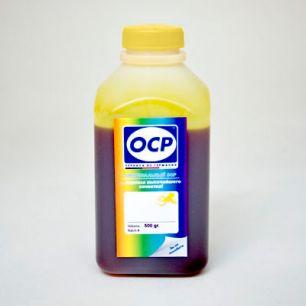 Чернила OCP 143 Y для картриджей HP #121,178,  500 gr