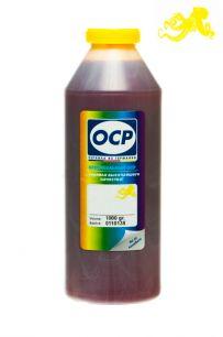 Чернила OCP 143 Y для картриджей HP #121,178 PS D5460/5463/5468, 1 kg