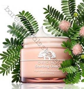 ORIGINS Starting Over  Age-erasing moisturizer with Mimosa