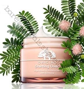 ORIGINS Starting Over  Age-erasing moisturizer with Mimosa