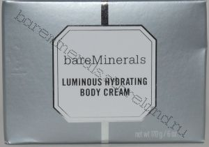Luminous Hydrating Body Cream